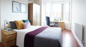 Westwood bedroom 1 after